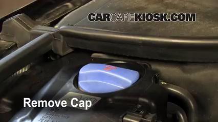 How to Add Coolant: Audi Q7 (2007-2015) - 2009 Audi Q7