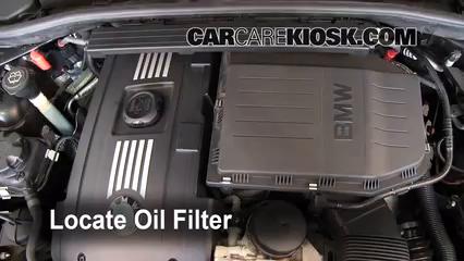 2008 bmw 128i oil type