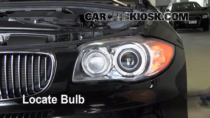 drl replacement 2008 2013 bmw 135i 2009 bmw 135i 3 0l 6 cyl turbo rh carcarekiosk com BMW 135I Parking Light 2008 BMW 650I Convertible