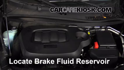 2009 Chevrolet HHR LS 2.2L 4 Cyl. FlexFuel Brake Fluid