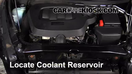 2009 Chevrolet HHR LS 2.2L 4 Cyl. FlexFuel Coolant (Antifreeze) Fix Leaks