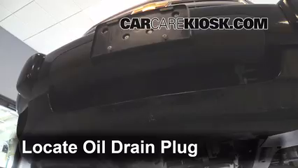 2009 Chevrolet HHR LS 2.2L 4 Cyl. FlexFuel Oil Change Oil and Oil Filter