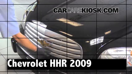 2009 Chevrolet HHR LS 2.2L 4 Cyl. FlexFuel Review