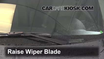 2009 Chevrolet HHR LS 2.2L 4 Cyl. FlexFuel Windshield Wiper Blade (Front) Replace Wiper Blades