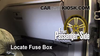 interior fuse box location 2009 2017 chevrolet traverse 2009 rh carcarekiosk com 2014 traverse fuse box diagram 2014 chevy traverse fuse box location