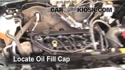 Oil Filter Change Ford Escape 20052012 2009 Xlt. Oil Filter Change Ford Escape 20052012 2009 Xlt 25l 4 Cyl. Wiring. 2002 Escape Engine Diagram 2 5l At Scoala.co