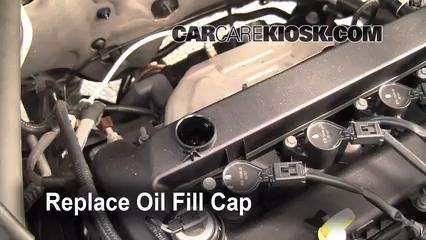 Oil Filter Change Ford Escape 2005 2012 2009 Ford Escape Xlt