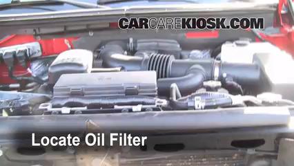 2010 ford f 150 stx oil capacity