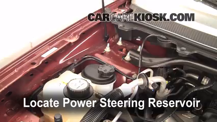 Fix Power Steering Leaks Ford Flex