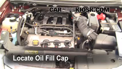 2009 Ford Flex SEL 3.5L V6 Oil