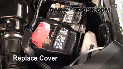 How to Jumpstart a 2007-2011 Honda CR-V - 2009 Honda CR-V ...