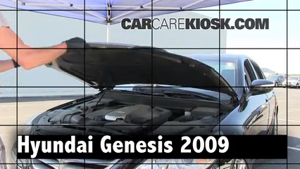 2009 Hyundai Genesis 4.6 4.6L V8 Review