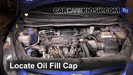 2008-2014 Hyundai i20 Oil Leak Fix - 2009 Hyundai i20 Classic 1 2L 4