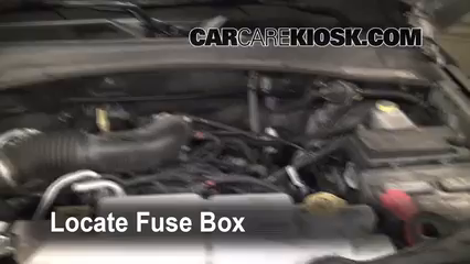 replace a fuse 2008 2012 jeep liberty 2009 jeep liberty sport 3 7l v6 rh carcarekiosk com Jeep Liberty Fuse Box Location 2008 jeep liberty fuse box location