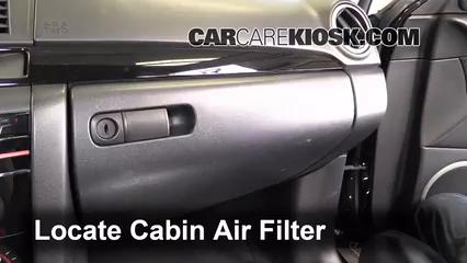 Mazda S L Cyl Sedan Fair Filter Cabin Part on 2012 Mazda 3 Cabin Air Filter Location