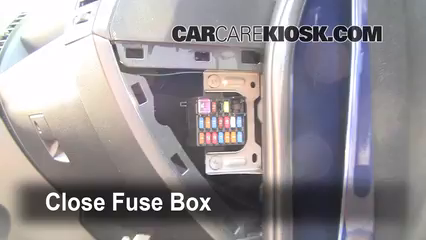 Interior Fuse Box Location 2006 2010 Mazda 5 2009 Mazda
