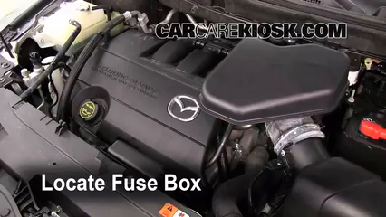 2009 Mazda CX 9 Touring 3.7L V6%2FFuse Engine Part 1 replace a fuse 2007 2015 mazda cx 9 2009 mazda cx 9 touring 3 7l v6 2008 mazda cx 9 fuse box diagram at love-stories.co