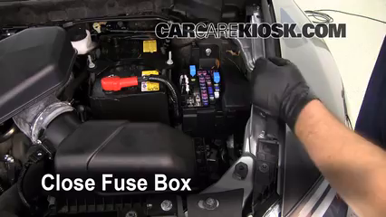 2009 Mazda CX 9 Touring 3.7L V6%2FFuse Engine Part 2 replace a fuse 2007 2015 mazda cx 9 2009 mazda cx 9 touring 3 7l v6 Mazda 6 Fuse Box Diagram at gsmx.co