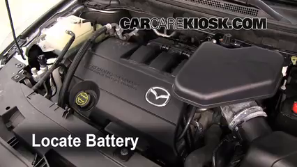 2009 Mazda CX-9 Touring 3.7L V6 Battery