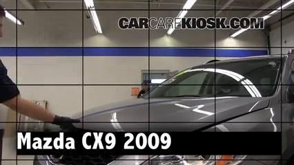CarCareKiosk All Videos Page - Mazda CX-9 2009
