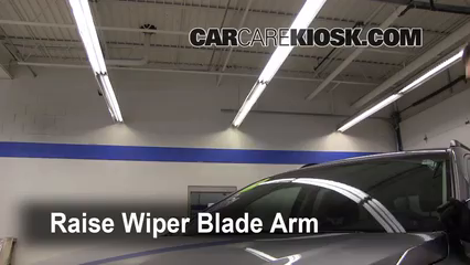 2009 Mazda CX-9 Touring 3.7L V6 Windshield Wiper Blade (Front)