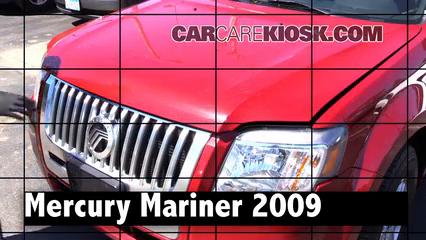 2009 Mercury Mariner 2.5L 4 Cyl. Review