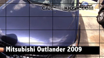 2009 Mitsubishi Outlander XLS 3.0L V6 Review