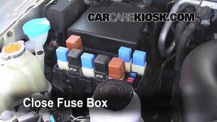 2009 Nissan Frontier LE 4.0L V6 Crew Cab Pickup%2FFuse Engine Part 2 replace a fuse 2005 2016 nissan frontier 2009 nissan frontier 2002 Nissan Frontier Fuse Box Diagram at sewacar.co