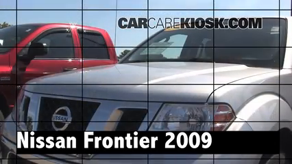 2009 Nissan Frontier LE 4.0L V6 Crew Cab Pickup Review