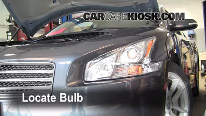 2009 Nissan Maxima S 3.5L V6 Lights