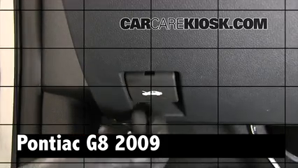 2009 Pontiac G8 GT 6.0L V8 Review