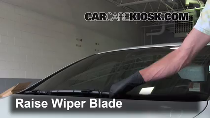 2009 Pontiac G8 GT 6.0L V8 Windshield Wiper Blade (Front) Replace Wiper Blades