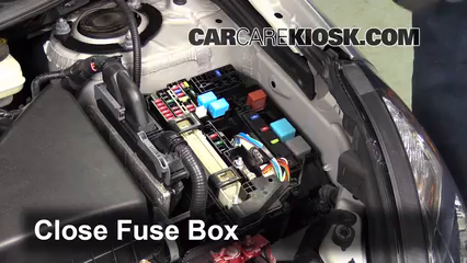 2009 Pontiac Vibe 2.4L 4 Cyl.%2FFuse Engine Part 2 replace a fuse 2009 2010 pontiac vibe 2009 pontiac vibe 1 8l 4 cyl 2005 pontiac vibe fuse box diagram at crackthecode.co