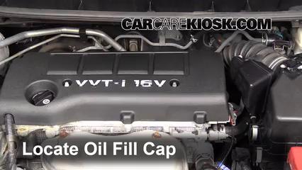 Replace a Fuse: 2009-2010 Pontiac Vibe - 2009 Pontiac Vibe 2.4L 4 Cyl.CarCareKiosk