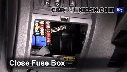Interior Fuse Box Location: 2009-2015 Renault Megane ...