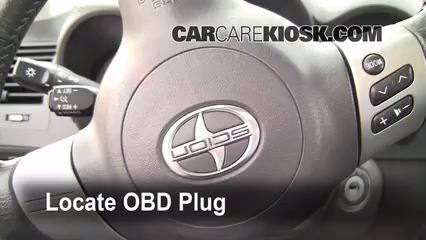 2. Locate OBD Port Find The OBD Port On Your Vehicle
