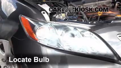 Lights Plf Part on 2007 Toyota Camry Hybrid Battery