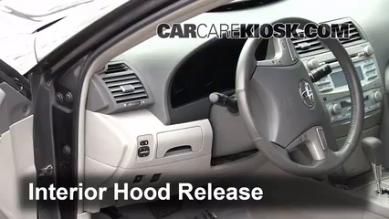 2007 camry hybrid transmission fluid change