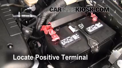 How To Jumpstart A 2005 2015 Toyota Tacoma 2009 Toyota