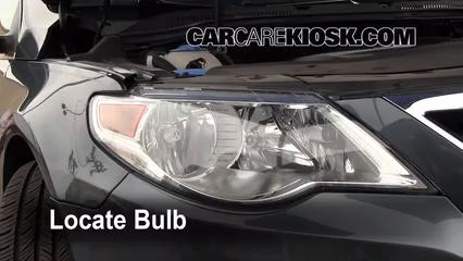 Headlight Change 2009-2017 Volkswagen CC - 2009 Volkswagen CC Luxury
