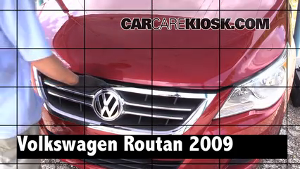 2009 Volkswagen Routan SEL 4.0L V6 Review