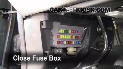 Interior Fuse Box Location: 2007-2013 Acura MDX - 2008 Acura MDX 3.7L V6 | 2008 Acura Mdx Fuse Box |  | CarCareKiosk