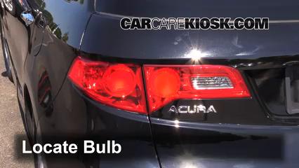 2009 Acura RDX 2.3L 4 Cyl. Turbo Luces