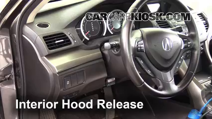 2009 Acura TSX 2.4L 4 Cyl. Belts