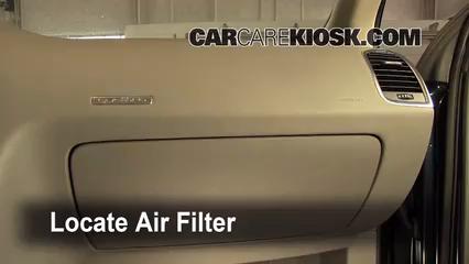 2009 Audi Q7 Premium 3.6L V6 Air Filter (Cabin)
