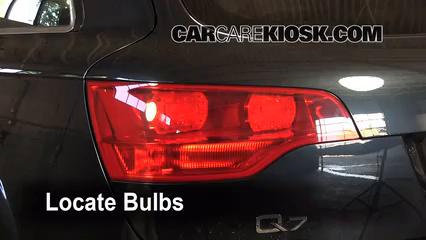 2009 Audi Q7 Premium 3.6L V6 Lights
