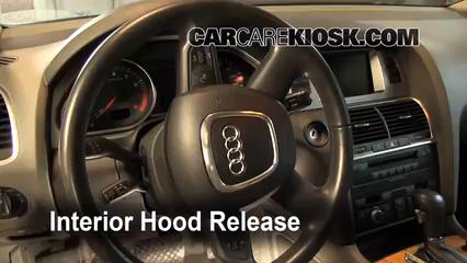 2009 Audi Q7 Premium 3.6L V6 Belts