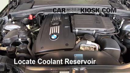 2009 BMW 135i 3.0L 6 Cyl. Turbo Coupe Antigel (Liquide de Refroidissement)