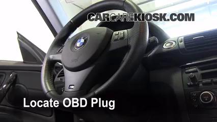2009 BMW 135i 3.0L 6 Cyl. Turbo Coupe Lumière « Check engine » du moteur