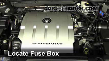 2009 Cadillac DTS Platinum 4.6L V8 Fusible (moteur)